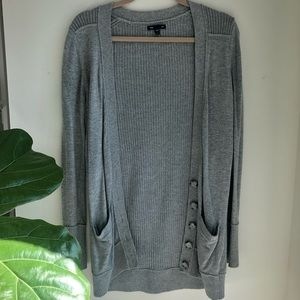 GAP Button Down Long Sweater